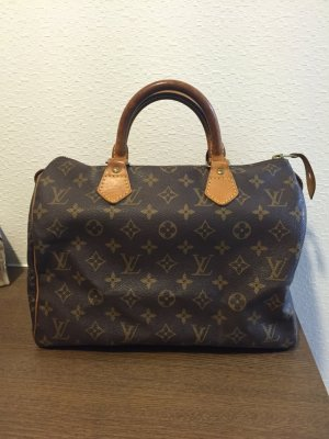 Speedy 30 Monogram Canvas