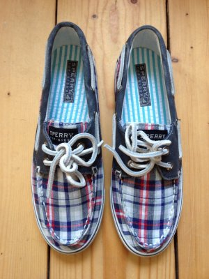 Sperry top-sider Mocassins multicolore coton