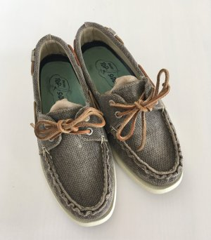 Sperry top-sider Sailing Shoes grey brown-light brown