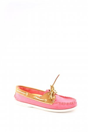 Sperry top-sider Mokassins mehrfarbig Street-Fashion-Look