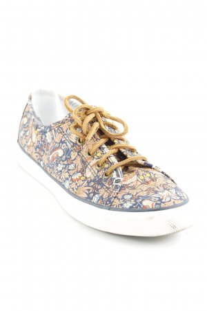 Sperry top-sider Schnürsneaker florales Muster Casual-Look