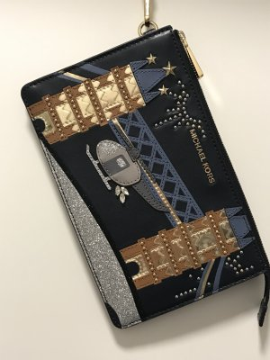 Spezialedition Clutch London Leder