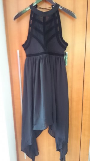 Babydoll Dress black polyester