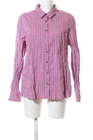 Spieth & Wensky Crash Blouse check pattern casual look