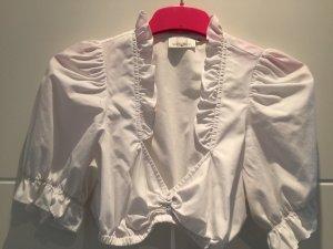 Spieth&wensky Dirndl Bluse gr 36 weiß
