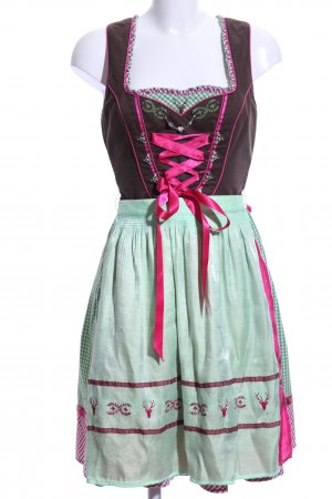 Spieth & Wensky Dirndl Karomuster Party-Look