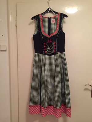 Spieht & Wensky Traditional Dress multicolored