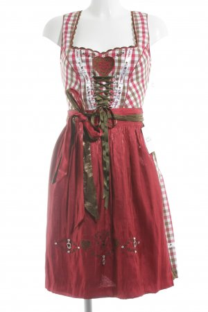 Spieth & Wensky Dirndl check pattern country style