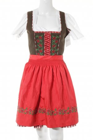 Spieth & Wensky Dirndl check pattern classic style