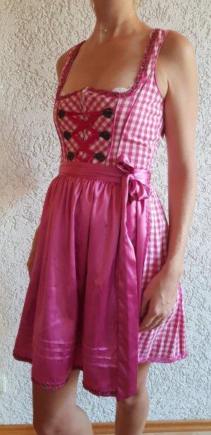 Spieth & Wensky Mini Dirndl pink