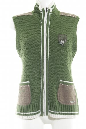 Spieth & Wensky Knitted Vest multicolored