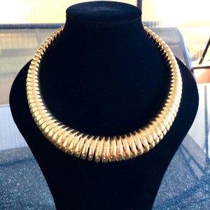 Spiral-Halsreif - gold