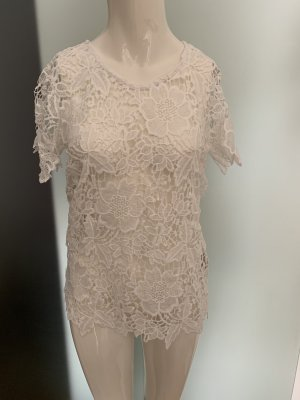 Janina Lace Blouse white