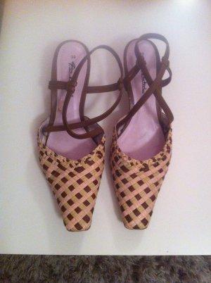 spitze höhere Schuhe