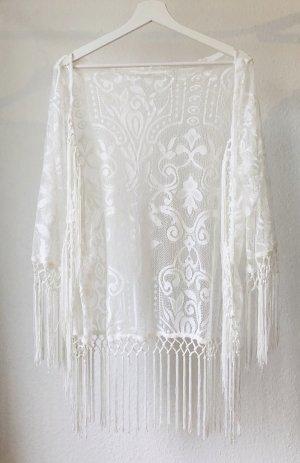 Kimono Blouse white