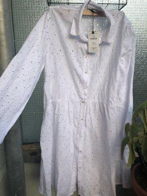 Spitze lace dress Kleid weiß Bershka LETZTE REDUZIERUNG!!