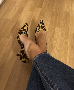 Pointed Toe Pumps multicolored