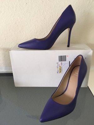 Guess Tacco alto blu-viola