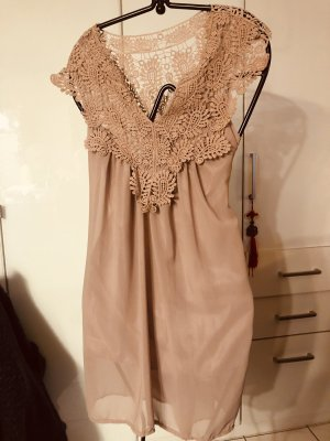 Lace Top nude