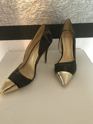 Spitze Pumps Military Look 39