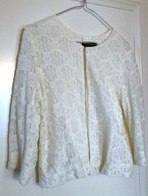 Vero Moda Bolero natural white mixture fibre