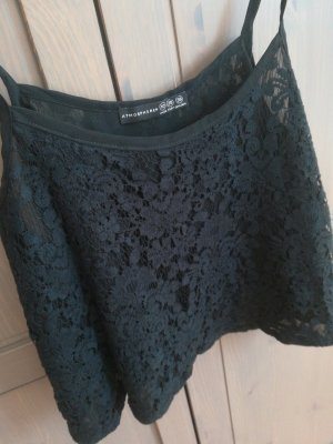 Primark Crop-top noir