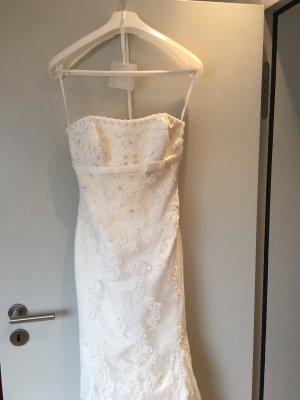 Spitzen-Hochzeitskleid NEU