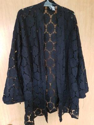 spitzen kimono