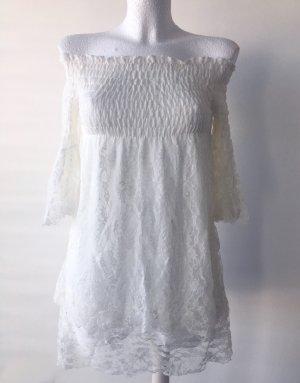 Spitzen Kleid / 34 / NEU