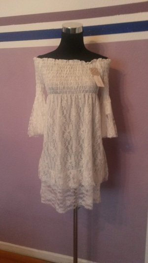 Spitzen Kleid gr.34 neu