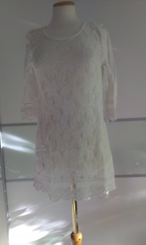 Spitzen Kleid, Hippiekleid, Strandkleid