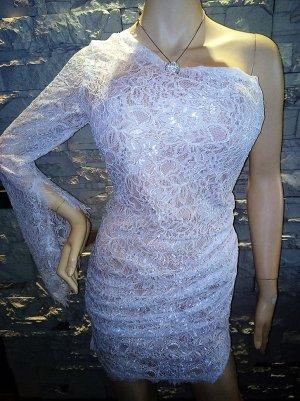 Spitzen Kleid von Rainbow in gr 38 Neu Weiss