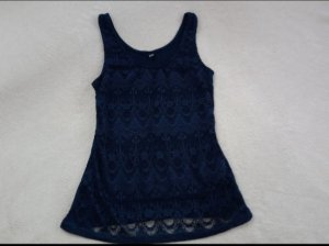 Pimkie Muscle Shirt dark blue