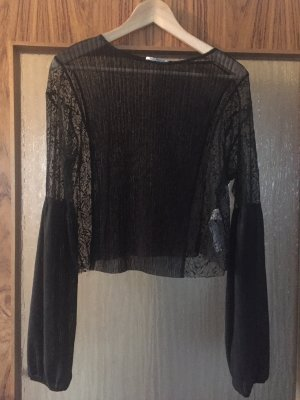Zara Blouse Top black