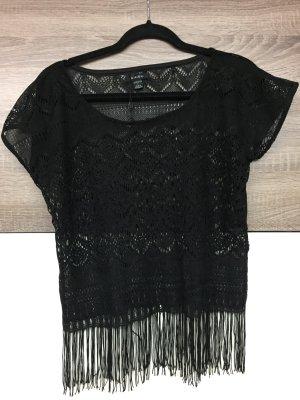Amisu Camicia nero