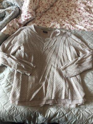 Spitzen Pullover