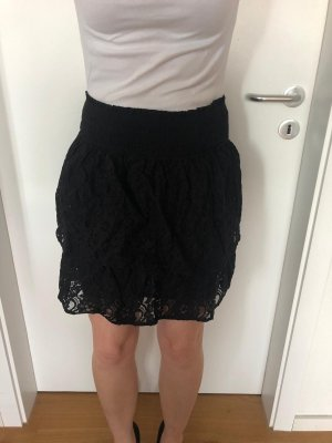 Vero Moda Broomstick Skirt black