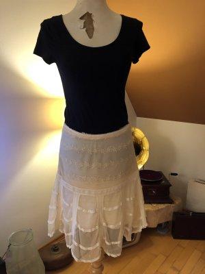 HUGO Hugo Boss Lace Skirt oatmeal