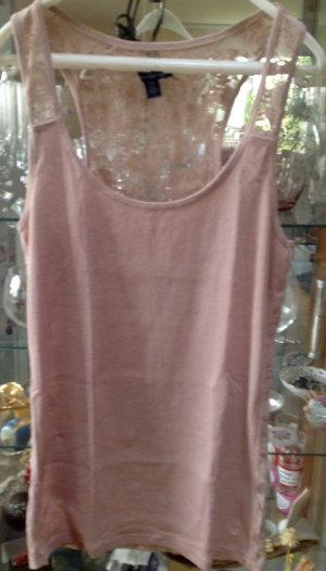 American Eagle Outfitters Fashion dusky pink cotton