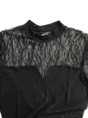 mbyM Lace Top black polyamide