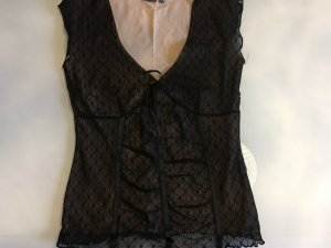 XX BY MEXX Lace Top black