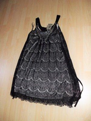 Spitzen Tunika -Kleid von Louise FD Gr. M Neu mit Etikett