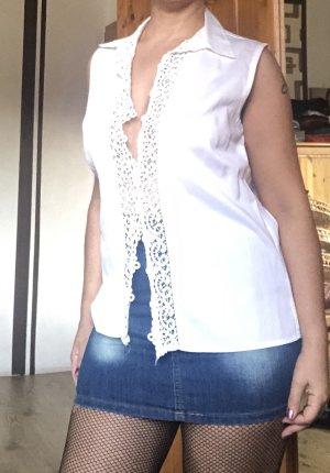 Spitzenbluse,Top, Oberteil,Shirt