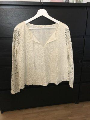 Hollister Kanten blouse veelkleurig