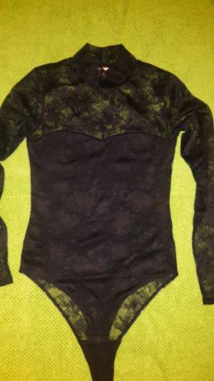 H&M Shirt Body black