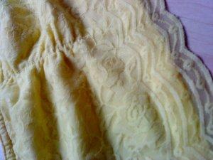 spitzenbustier / Bandeau gelb von Vero moda 38