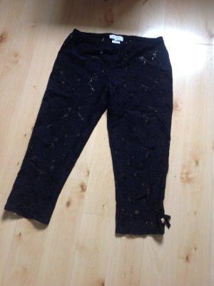 Pantalon bavarois noir