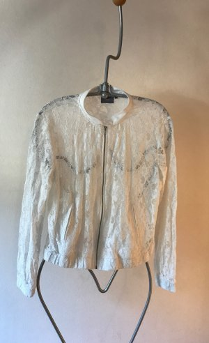 B.young Blouse Jacket white
