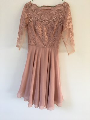 Chi Chi London Cocktail Dress rose-gold-coloured