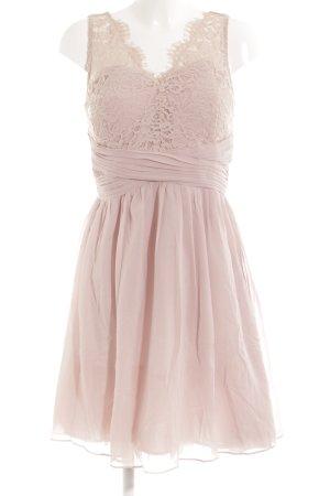 Lace Dress dusky pink elegant